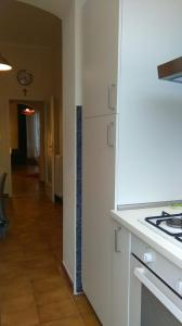 A kitchen or kitchenette at Da Beatrice