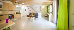 A kitchen or kitchenette at AC Homes Christos