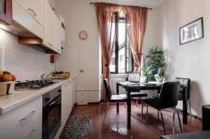A kitchen or kitchenette at Apartment Central Station