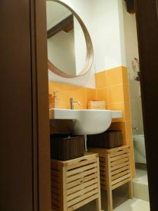 A bathroom at Tortona Design Navigli Milan