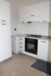 A kitchen or kitchenette at Casa Cameli