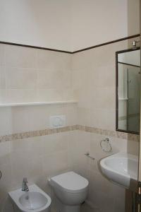 A bathroom at Casa Cameli