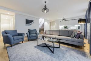 Oleskelutila majoituspaikassa Pronksi 3 Apartments