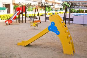 Children's play area at RVHotels Apartamentos Ses Illes
