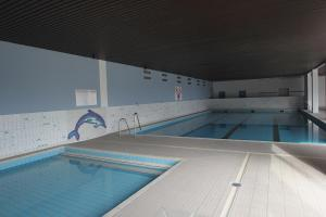 The swimming pool at or close to Appartment De Haan - Le Coq - Silver Beach