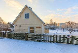 Siili Holiday House ziemā