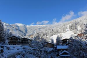 Schmitten 62 during the winter