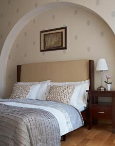 Cama o camas de una habitación en Apartments Almandine
