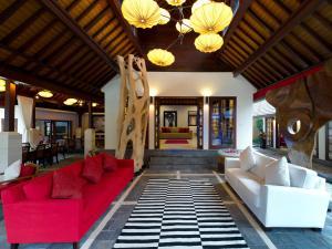 O saguão ou recepção de Villa San - an elite haven