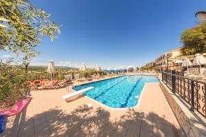 The swimming pool at or near Zante Palace