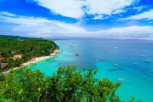 A bird's-eye view of Tropicana Ocean Villas