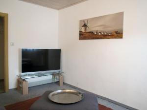 TV/Unterhaltungsangebot in der Unterkunft Apartment Ursula