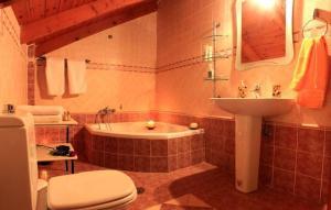 A bathroom at Tonia - Thea House