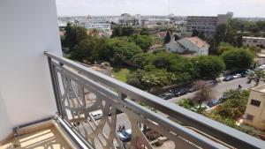 A balcony or terrace at Casa Home - City Center