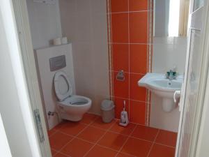 Vonios kambarys apgyvendinimo įstaigoje Hotel Anadolu