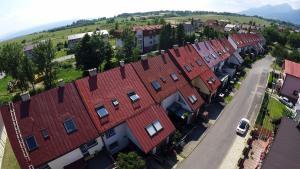 A bird's-eye view of Apartmany Neuwald