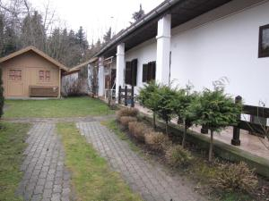 The building in which  is located
