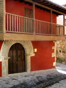Apartamentos Rurales Casa De Los Escudos
