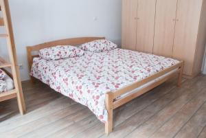Postelja oz. postelje v sobi nastanitve Apartment Bon Voyage