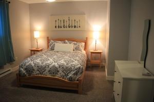 Un ou plusieurs lits dans un hébergement de l'établissement Stoneshire Guesthouse