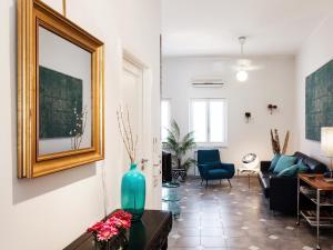 Posezení v ubytování San Domenico Apartment