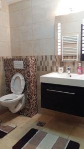 A bathroom at Studio Eduard