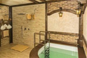 Ванная комната в Гостевой Дом Брест