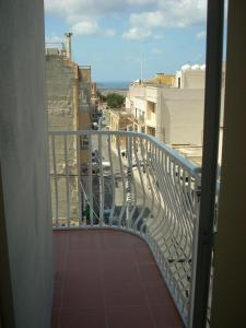 A balcony or terrace at Mellieha Centre Apartments