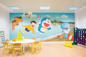 Детский клуб в Aparthotel Acualandia