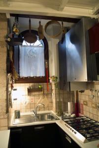Cucina o angolo cottura di Antica Dimora Julia