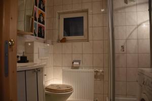 Bathroom sa Haus Tabernig