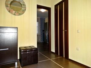 Телевизор и/или развлекательный центр в InnDays Apartments on Kirova