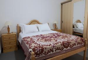 A bed or beds in a room at Homepico