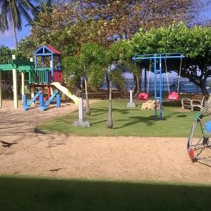 Children's play area at Dorado Beach 2 Bedroom Oceanfront