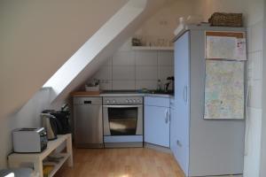 A kitchen or kitchenette at Avenzio