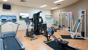 The fitness center and/or fitness facilities at Park Regis North Quay