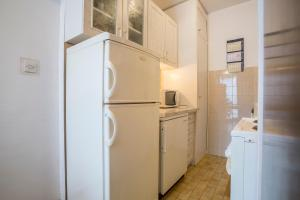 A kitchen or kitchenette at Apartment Kossi