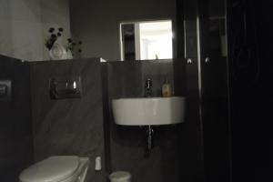 Łazienka w obiekcie Oleńka