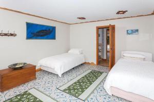 Postelja oz. postelje v sobi nastanitve Reefers