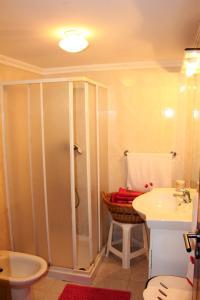 A bathroom at Casa do Facho