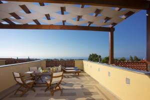 Een balkon of terras bij Sirena Residence & Spa