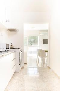 Una cocina o kitchenette en Complejo 21 de Enero - Luz y Fuerza