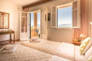 A bed or beds in a room at Dolce Vita Residence