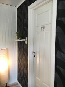 Havreveien Apartment tesisinde bir banyo