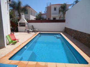 The swimming pool at or near Villa Sophia