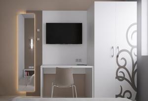 TV o dispositivi per l'intrattenimento presso Ungaretti Resort