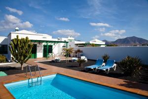 Het zwembad bij of vlak bij Villas Costa Papagayo
