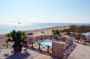 Vista de la piscina de Arenales del Mar Menor - 7808 o alrededores
