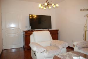 TV/Unterhaltungsangebot in der Unterkunft Balkan Luxe Apartments