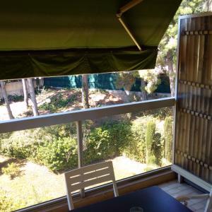 Terrasse ou espace extérieur de l'établissement Residence Fabron Proche Mer
